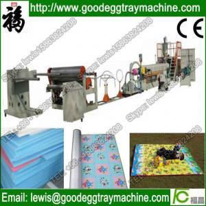 EPE foam stretch film processing machine(FCFPM-170) Manufactures