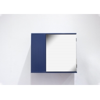 BSCI 5KG Mirrored Bathroom Cabinet With 2 Side Shelves Manufactures