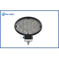 36 W LED Vehicle Work Lights 6.8 inch CREE Chips Aluminum Spot Flood Manufactures