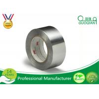 Self Adhesive Aluminum Foil Tape Heat Resistance For Air Conditioning Manufactures