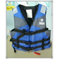 Adult / Children EPE Foam XL YAMAHA Life Jacket Inflatable Boat Accessories Manufactures