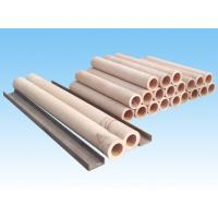 Flexible Industrial Engineering Plastics , Polyamide Nylon PA Tube For Machinery Building Manufactures