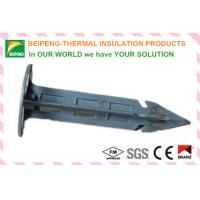 Anti - age Plastic insulation anchors nylon for Building Wall Anchor Manufactures