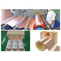 Gray Treated Single Side PCB Copper Foil 500 - 5000 Meter Length Per Roll Manufactures