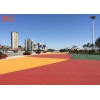 China Acrylic Floor Painting Tinted Concrete Sealer For Coloring Concrete / Slip Resistant on sale