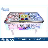 Hit Beans Coin Operated Arcade Machines Amusement Equipment Manufactures