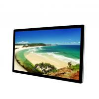 Buy cheap Full HD Wall Mounted Interactive Digital Signage Kiosk 32 Touch Screen Monitor from wholesalers