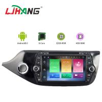 ISDB/DVB-T Android Car Radio Dvd Player With WIFI SWC BT MP3 MP4 Radio Tuner Manufactures