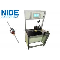 Dynamic Armature Balancing Machine With Belt Drive , DC Power Tool Motor Balancing Machine Manufactures