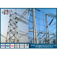 Anti Corrosion Steel Framework Galvanized Steel Structure ASTM A123 Standard Manufactures