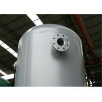 Quality Gas Storage Low Pressure Air Tank Long Lasting Pressure Vessel Double Sided Welding for sale