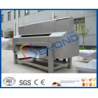 5TPH SUS304 High Speed Full Automatic Pineapple Processing Equipment For Juice Maker Machine Manufactures