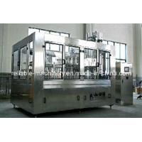 Carbonated Soft Drink Filling Machine /Line Reliable Machinery (CGFD) Manufactures