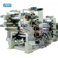 720mm Five Roll Pvc Calendering Machine Calender Line For Pharma Packaging Manufactures