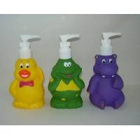 Vinyl Baby Bath Shower Toy With Toothbrush Holder / Tumbler / Soap Dish Manufactures