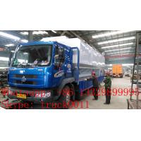 best price animal feed tank mounted on cargo truck for sale, factory direct sale farm-oriented feed pellet tank truck