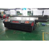 Piezoelectric UV Flatbed Inkjet Printer Conform to ICC for Corrugated Plastic Sheet Manufactures