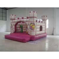Large Inflatable Sports Games 0.55mm PVC Tarpaulin For Trampoline Joy Manufactures