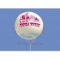 Quality Durable Helium Inflatable Sky Balloon Show / Custom Large Advertising Helium for sale