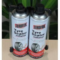 Liquid Emergency Tyre Repair No Volatile For Motorcycle / Vehicle Rubber Tyre Manufactures