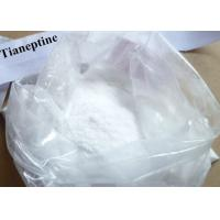 Medicine Raw Material Tianeptine/ Tianeptine free acid To Treat Anxiety Disorders 66981-73-5 Manufactures