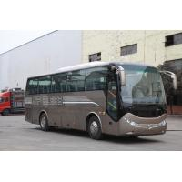 China New Energy RHD Electric Bus 40- 48 seats/ 11m Electric Passenger Bus/Free Maintenance Battery/2*100AH on sale