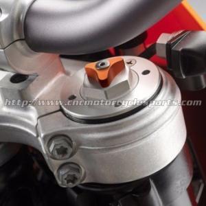 CNC Billet Dirt Bike Adjust Knob Bolt Anodized Different Colors Manufactures