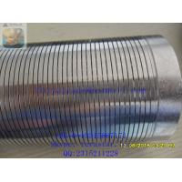 Buy cheap PERFECT ROUND WATER WELL SCREEN / DEWATERING WELL SCREEN TUBE / WEDGE WIRE from wholesalers