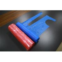 China Textured Surface Disposable Aprons On A Roll , Disposable Hospital Apron on sale