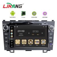 Android 8.1 Honda Car DVD Player With DVR DAB TPMS Rear Camera Manufactures