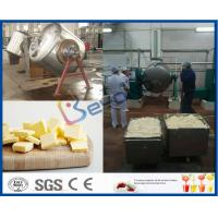 Integrated Cow Milk / Buffalo Milk Butter Maker Machine For Butter Manufacturing Process Manufactures