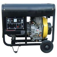 2.0 kw - 12.0 kw Single phase recoil / electric start diesel power generators for home Manufactures