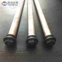 Quality AZ31 And Pure Magnesium Water Heater Anode Rod Bar 19mm 26mm for sale