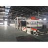 Asphalt Carpet Tile Production Line , CNC Cutting Machine Frequency Control Manufactures