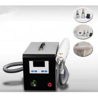 Buy cheap Protable Nd. yag laser for carbon black peelings & tattoo removal from wholesalers