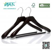 China Betterall Anti Skid Brand Wholesale Wooden Clothes Hangers on sale