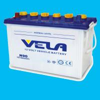 Dry Charged Car Battery - N90/N90L/12V90ah Manufactures