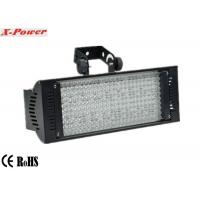 198 Pcs 10mm High Brightness LEDs  , Led Strobe Lights With The Control Of DMX512 VS-40 Manufactures