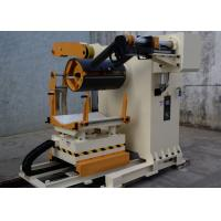 Quality Frequency Changer Adjust Speed Uncoiler Machine for Industry Metal Parts for sale