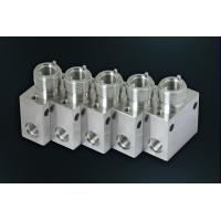 Quality Anodizing Surface Aluminum CNC Service High Precision Machining Parts OEM for sale