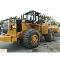 223.8 Kw Heavy Equipment Wheel Loader , 8 Ton Caterpillar 980G Wheel Loader Manufactures