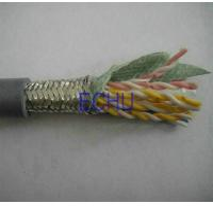 Super flexible Twist Pair cable for CNC RVVSP 2*2*0.75 Manufactures