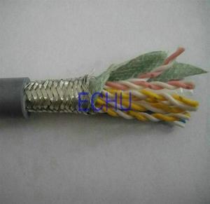 Super flexible Twist Pair cable  RVVSP 8*2*1.5 Manufactures