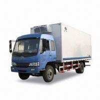Refrigerator Truck/Van with Performance Thermal Conductivity, Meets A-class National Standard Manufactures