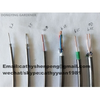 Downhole Tubing Encapsulated Conductor cable for monitor, provide power and transmit signals in a downhole application. Manufactures