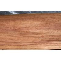Quarter Cut Clear Veneer For Plywood , Natural Burma Teak Wood Veneer Manufactures