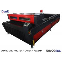 High Precision Industrial Co2 Laser Metal Cutting Machine With RD Live Focus System Manufactures