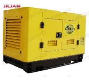 Silent Generator 30kVA Manufactures