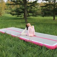 Inflatable air track for gymnatics Manufactures
