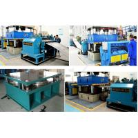 LPG cylinder Manufacturing machines 2-4mm Steel Plate Thickness 450-800mm Steel Coil Inner Diameter Manufactures